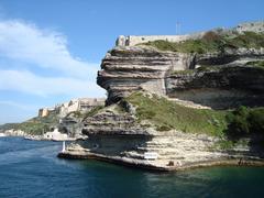 Bonifacio - Corsica Stock Photos