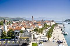 Stock Photo of trogir croatia