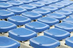 seats - stock photo