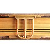 buckle book clasp - stock photo