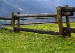 Stock Photo of fence
