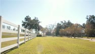 Nottoway Plantation mansion Stock Footage
