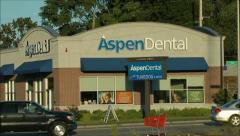 Aspen Dental Office Stock Footage