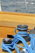 Winches Stock Photos