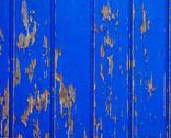 Stock Photo of blue wood