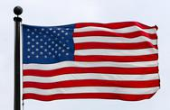 Stock Photo of united states flag