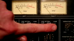 Old amp Stock Footage