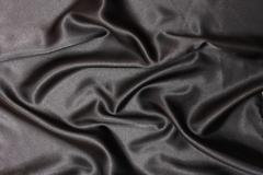 black satin - stock photo
