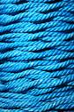 Stock Photo of blue rope