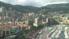 Monte Carlo Stock Footage