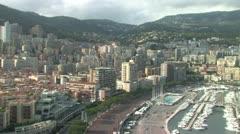 Monte Carlo - stock footage
