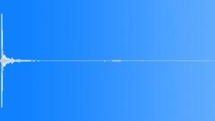 Big Wall Light Switch 03 - On - sound effect