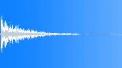 Metal impact - sound effect
