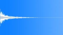 Metal impact Sound Effect