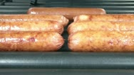 Hot Dogs Rolling Stock Footage