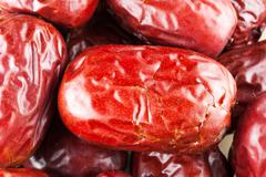 Stock Photo of red dates
