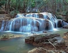 Thailand waterfall Stock Photos
