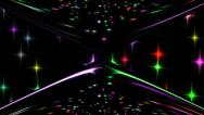 Holiday night luminescence. Stock Footage