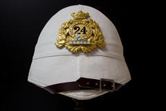 Pith Helmet - stock photo