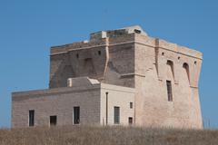 Coastal vartiotorni. Kuvituskuvat