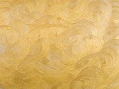 golden texture - stock photo
