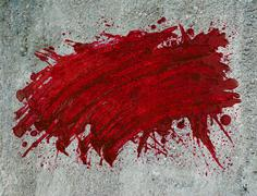 Stock Photo of blood