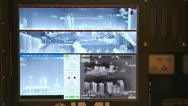 Stock Video Footage of RED SKY-2 Compact Air Defense Missile System  control panel