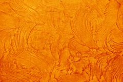Grunge orange texture for you project. Stock Photos