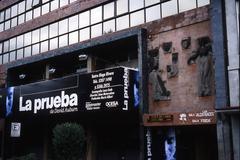Mexico city downtown Stock Photos