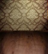 Stock Photo of retro room