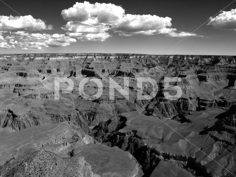 Stock photo of the famous grand canyon