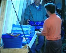 Fishing activity in Italy 7 Stock Footage