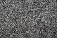 closeup of dark grey granite texture - stock photo