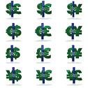 Currency conversion Stock Illustration