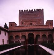 Spain alhambra Stock Photos