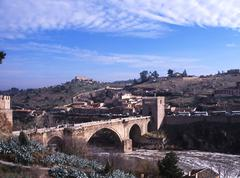 Spain countryside Stock Photos