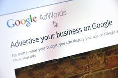 Google adwords Stock Photos