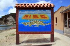 Isla del sol Stock Photos