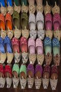 arabic shoes - stock photo