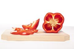 Stock Photo of red pepper