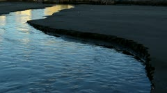 Pluvial waters 02 Stock Footage