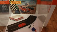 Scalextric 1970's Stock Footage