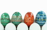 Easter Eggs No2. Stock Photos