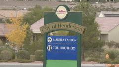 Henderson, Nevada Stock Footage