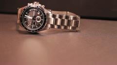 Wrist Watch Stock Footage