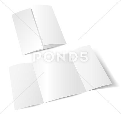 Stock Illustration of paper vector set
