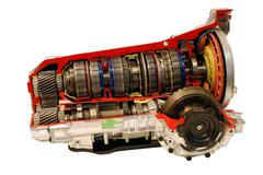 Car automatic transmission.jpg Stock Photos