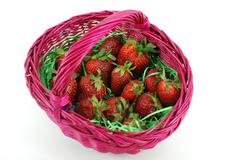 strawberry.JPG - stock photo