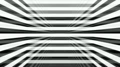 Up stripes Stock Footage