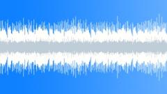 Stock Music of Rapid Guitars Logo (21 sec Loop)